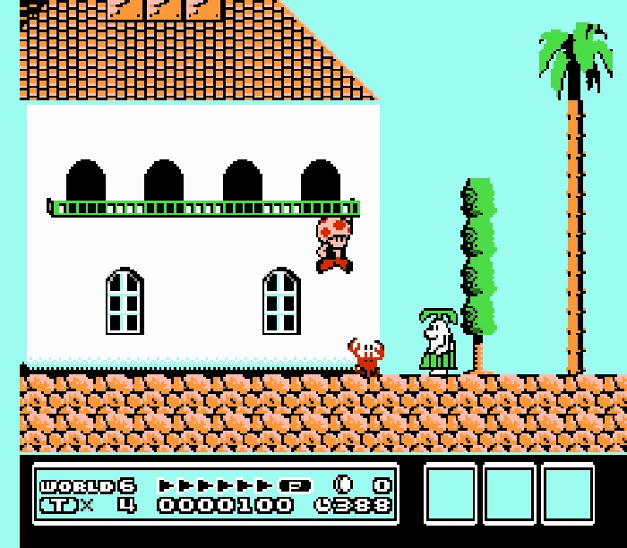 Super Mario Bros 3Mix screenshot1