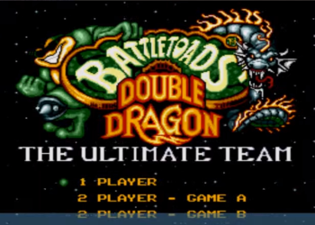 Battletoads & Double Dragon Enhanced Color