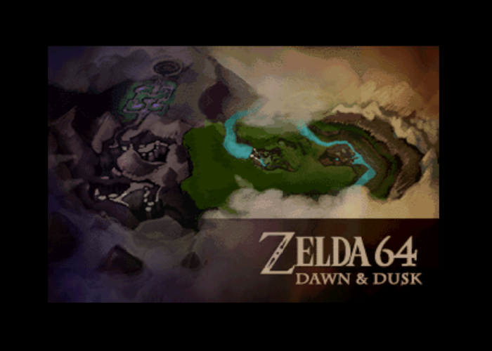 Dawn And Dusk Title Screen
