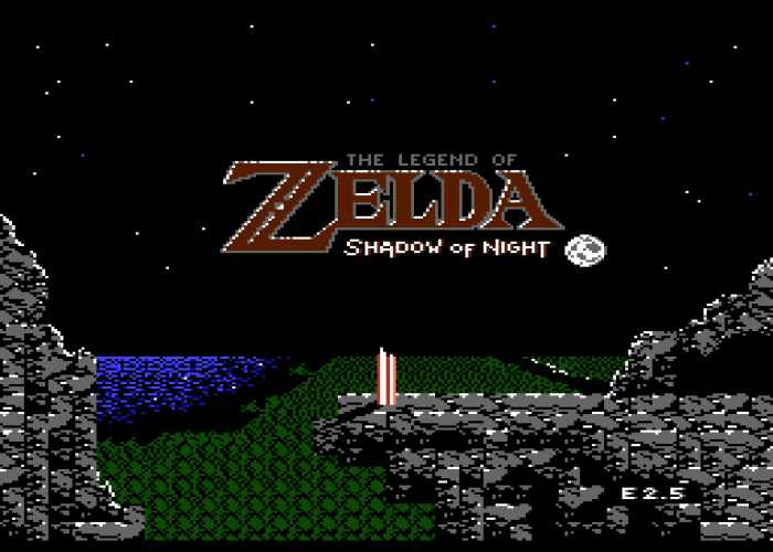 Shadow of Night Title Screen