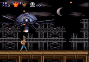 Contra 3 The Alien Wars Infinite lives