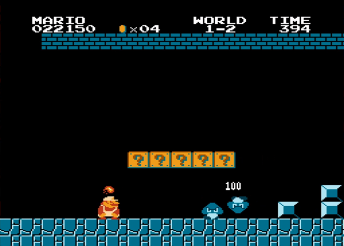 Super Mario Bros Time and Place
